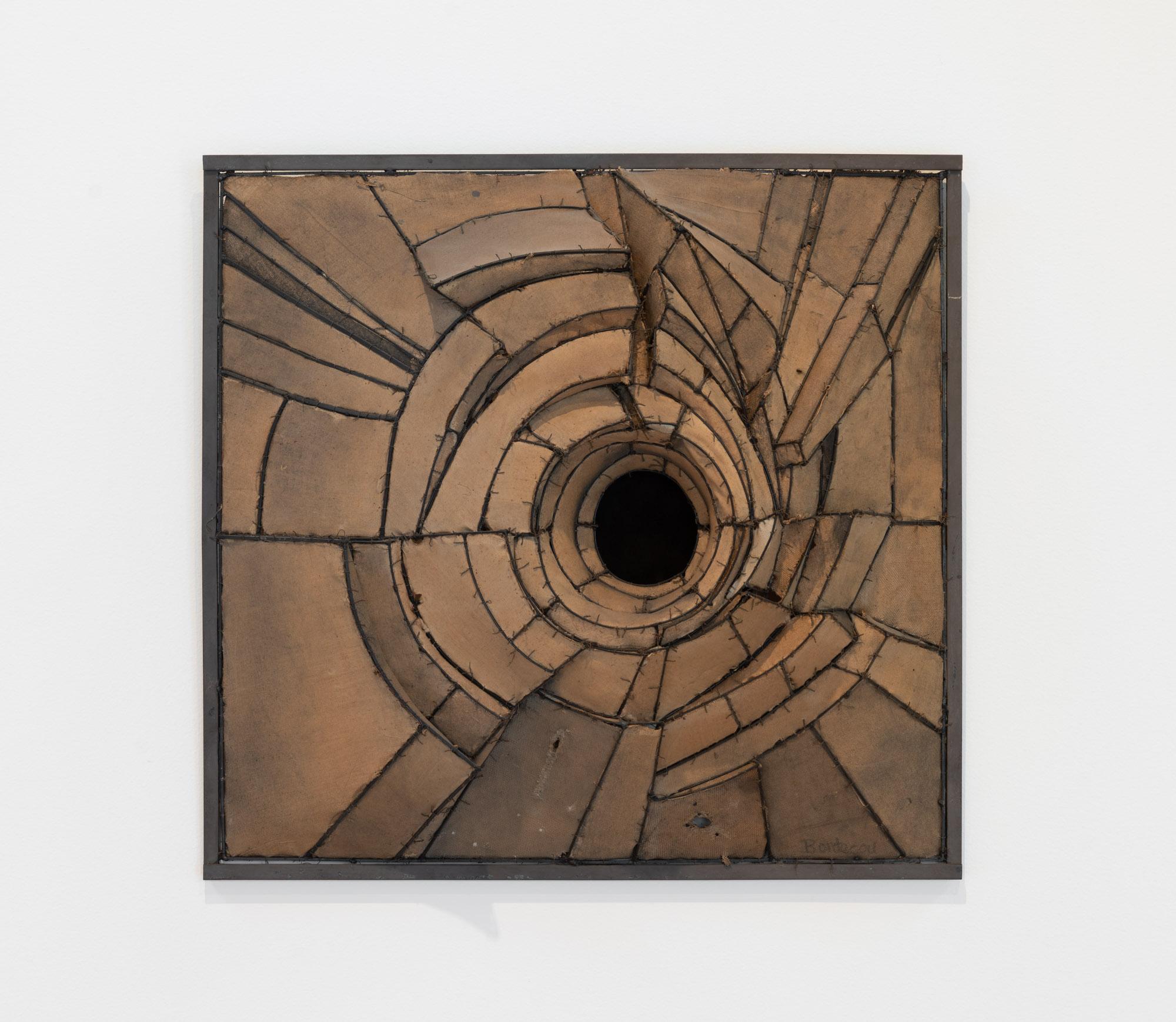 Lee Bontecou, Untitled Relief